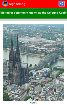 Travel Germany screenshot 2