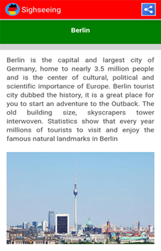 Travel Germany screenshot 3