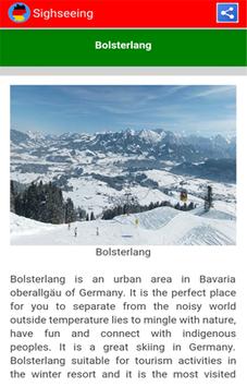 Travel Germany screenshot 5