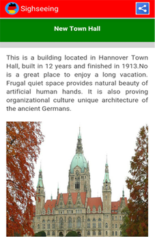 Travel Germany screenshot 9