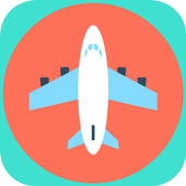 Cheap Flights - Airline Ticket icon
