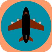 Cheap Flight Tickets icon
