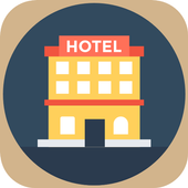 Cheap Hotels & Motels icon