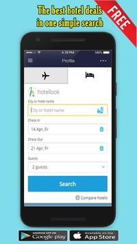 Cheap Hotels & Motels apk screenshot