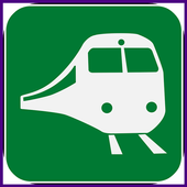 Train Ticket Booking Mobile 🚂 icon