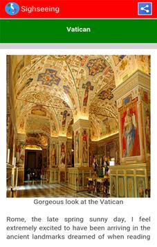 Travel Italia screenshot 10