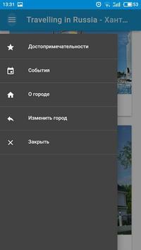 Travelling Russia apk screenshot