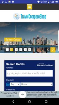 Cheap Hotels and Flights apk screenshot