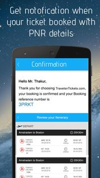 Fly High With TravelsNTickets apk screenshot