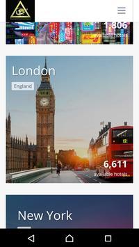 Travelsconsultants apk screenshot