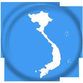 Travel Vietnamese icon
