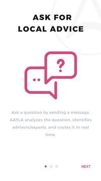 Aayla poster