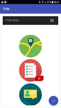 TUN Trecento User Network screenshot 1
