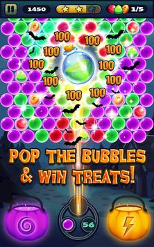 Bubble Trick or Treat poster