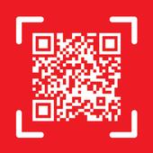 QR/Bar code scan N generation icon