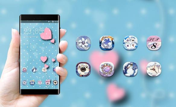 Girly Fantasy theme screenshot 3