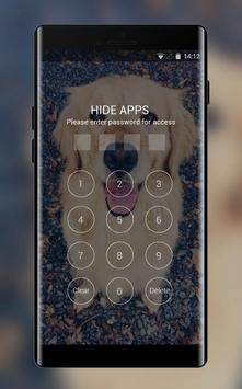lovely puppy pet theme screenshot 2