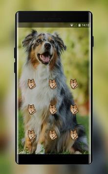 Cute puppy pet lock theme screenshot 1