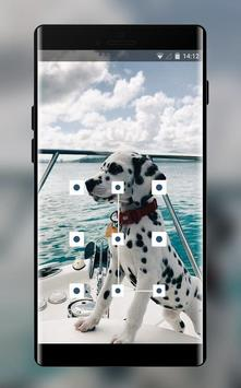 smart pet sea lock theme poster