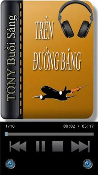 Sach noi Tren Duong Bang- Audio book apk screenshot