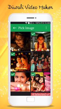 Diwali Photo Video Maker apk screenshot