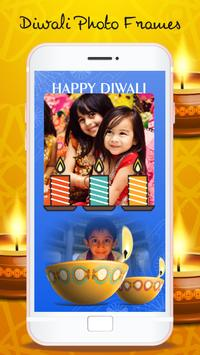 Happy Diwali Photo Frames poster