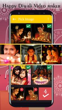 Diwali Video Maker With Slideshow Music poster