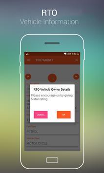 RTO Vehicle Information - VAHAN Registration Info screenshot 2