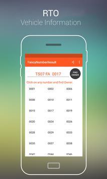 RTO Vehicle Information - VAHAN Registration Info screenshot 3