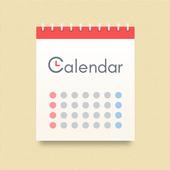 社内の共有カレンダー Calendar - FuKuRI icon