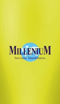 Millenium Serv. Inmobiliarios poster