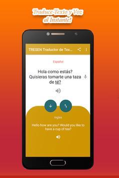 TRESEN Text and Voice Translator screenshot 1