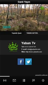 Yaban Tv poster