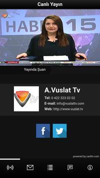 A.Vuslat Tv poster