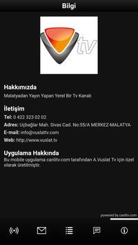 A.Vuslat Tv screenshot 2