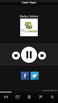 Radyo Selam apk screenshot