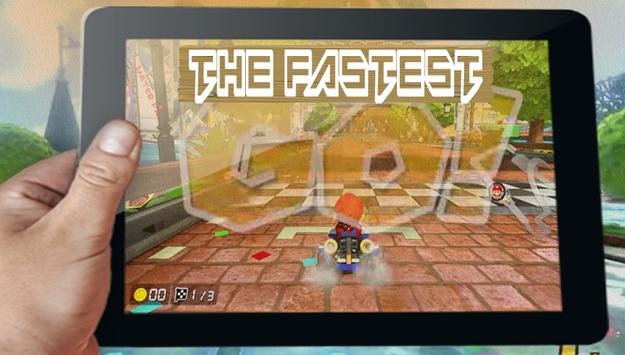 Trick Mario Kart 8 New screenshot 3