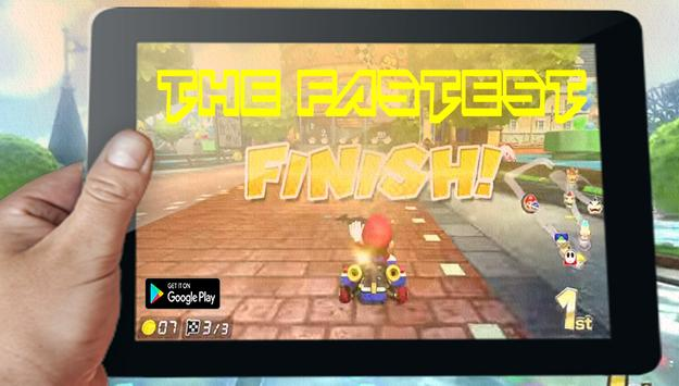 Trick Mario Kart 8 New screenshot 5