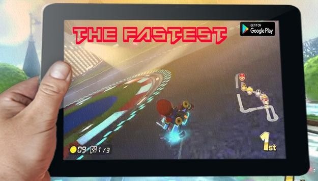Trick Mario Kart 8 New screenshot 7