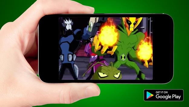New Trick Ben 10 screenshot 8