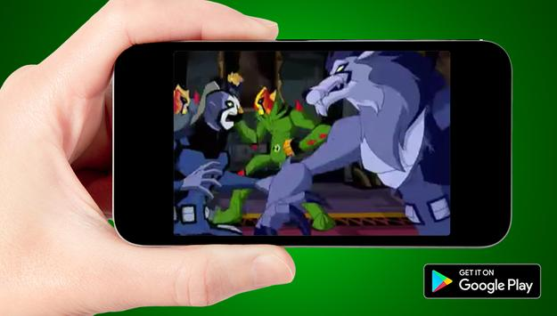 New Trick Ben 10 screenshot 1