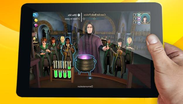 New Trick Harry Potter Hogwarts Mystery screenshot 2
