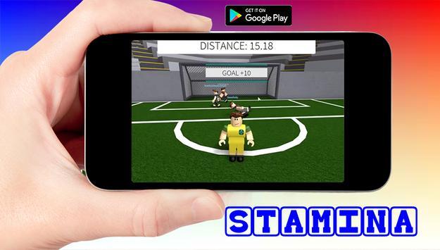New Trick Roblox Soccer screenshot 3