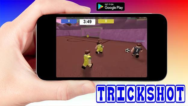 New Trick Roblox Soccer screenshot 1