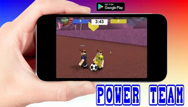 New Trick Roblox Soccer screenshot 2