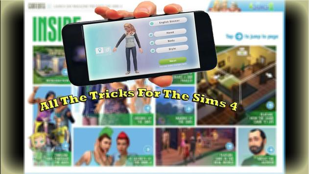 New tips for the Sims4 screenshot 3