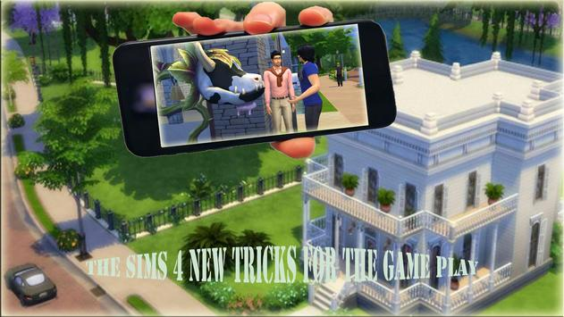 New tips for the Sims4 screenshot 2