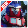 New Angry Birds Transformers Tricks icon