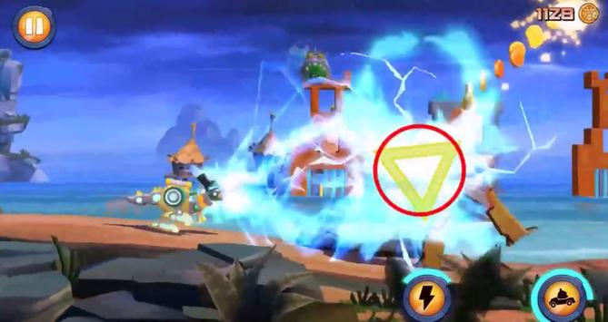 New Angry Birds Transformers Tricks स्क्रीनशॉट 2