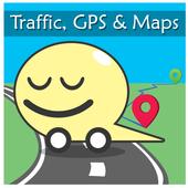 Guide Waze - GPS  Navigation & Maps icon